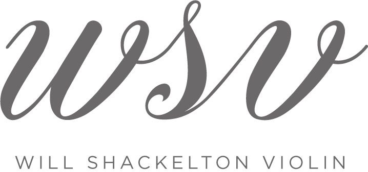 Will Shackelton Violin
